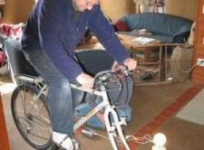 tony pedal generator