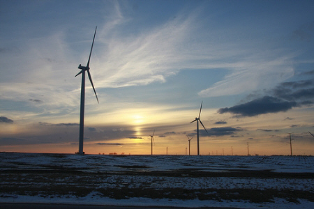 wind farm illinois