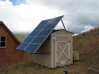 bergethon solar panel