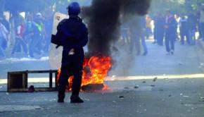 algeria riots2