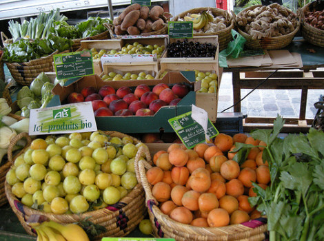 organic market paris