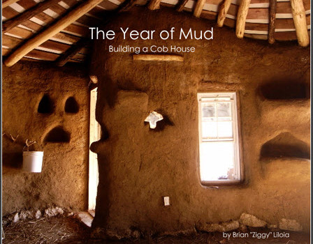 year of mud building a cob house
