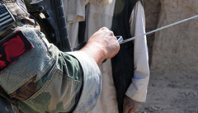 army afghanistan solar