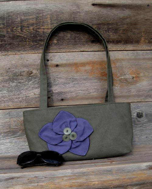 vogue purse by rachel shelton