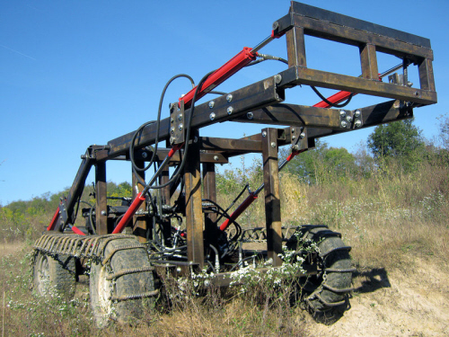 lifetrac open source do-it-yourself tractor