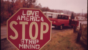 strip mining ohio