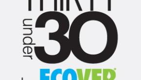 ecover 30 under 30 logo