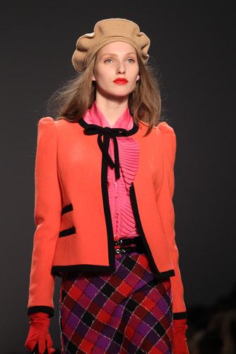 fall 2011 fashion model