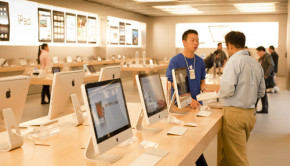 shanghai apple store