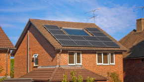 solar powered home uk