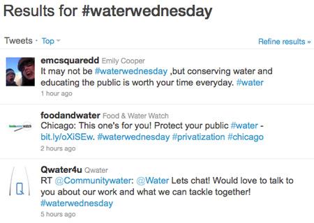 WaterWednesday