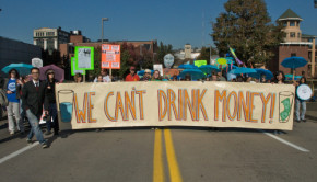 marcellus shale fracking protest