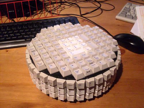 box keyboard