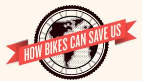 bikes health infographic