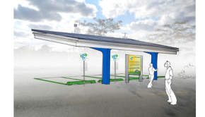 solar ev canopy