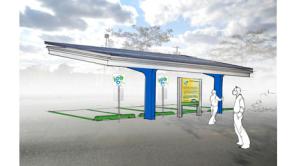 solar ev canopy