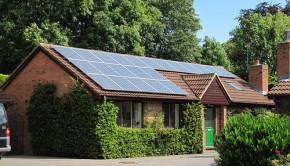 solar panel incentive