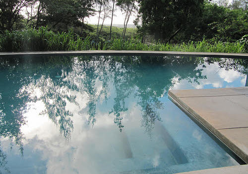 hix island house pool