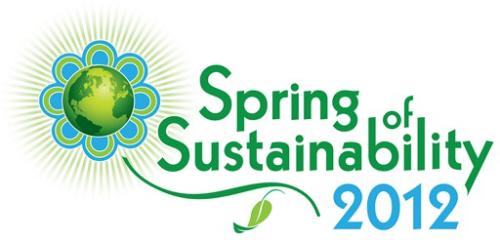 spring of sustainability logo