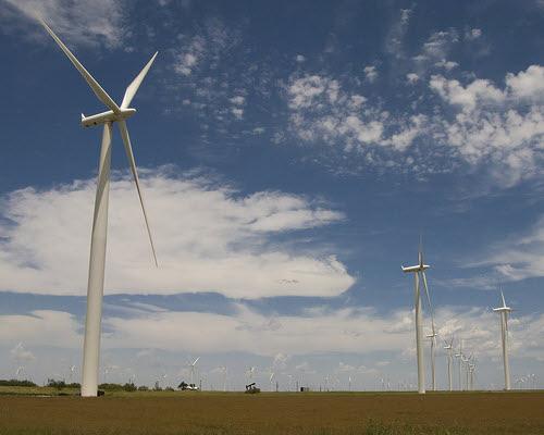 wind turbines in texas
