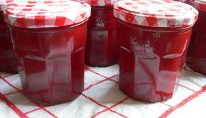 preserved jam