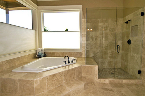 Remodeling your bathroom with the environment in mind for Great bathroom remodel ideas