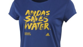 adidas saves water t-shirt