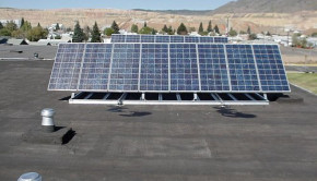 freestanding solar panels
