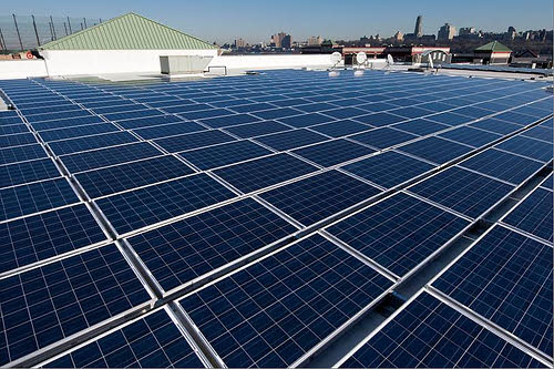 new jersey rooftop solar panels