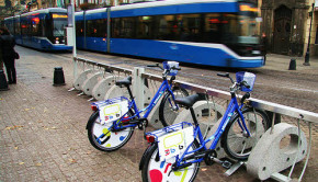 bike share public transit