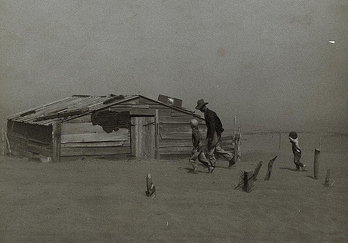 oklahoma dust bowl