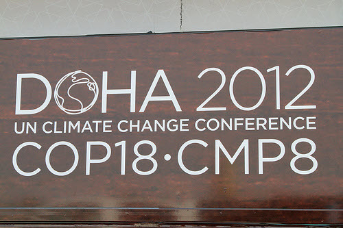 doha climate conference