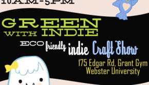 green with indie craft show
