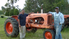 mississippi farmer ben burkett