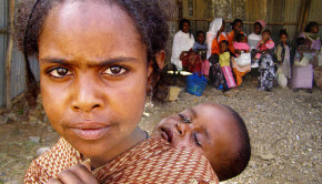 hunger in ethiopia