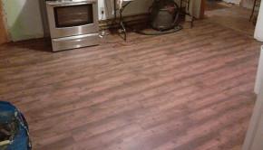 barnwood floor