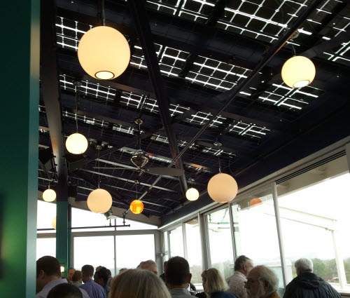 new moon room solar roof