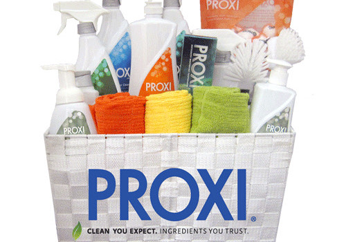 proxi home cleaning products