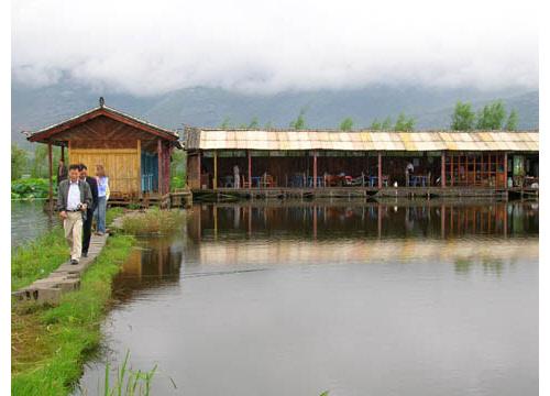 fish farm in china
