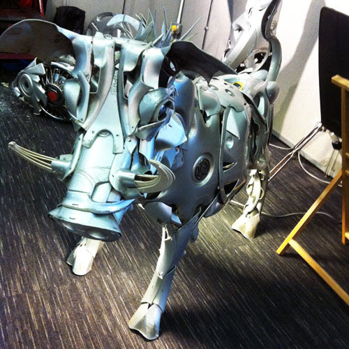 hubcap warthog by ptolemy erlington