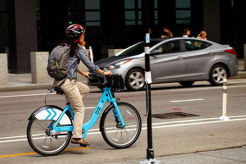chicago bike share