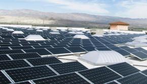 rooftop solar panel walmart