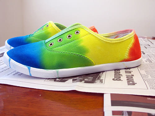 custom design for shoes