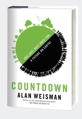 cover of alan weisman's countdown