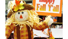 fall decor featured