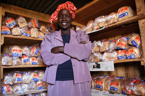 Microloans Help A Woman Own A Store