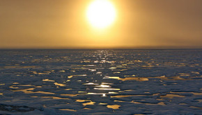 melting arctic sea ice 2