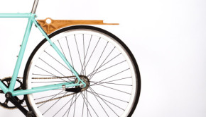 ruphus wooden bike rack
