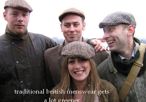 british menswear