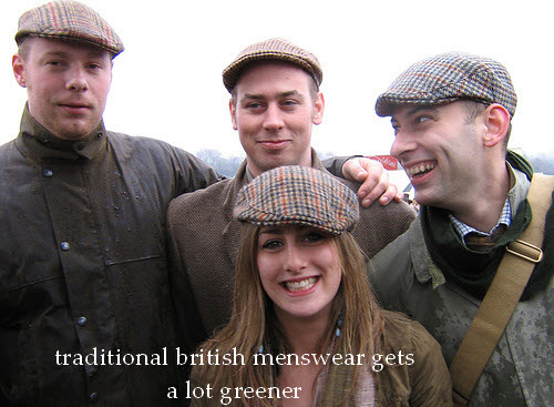 british menswear
